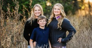 Family Photo - Kansas Cattle Company - Quality Angus Replacement Pairs - Mulvane, Kansas